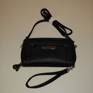 NWOT Stone Mountain Leather Wristlet and Crossbody